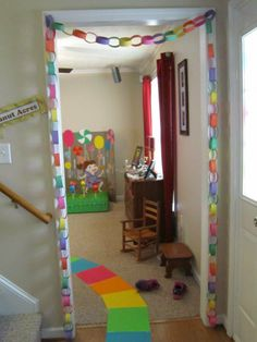 1000 images about candyland birthday party diy on for Things to make out of construction paper