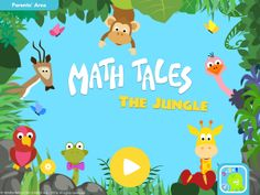 Math Tales: The Jungle (Marshmallow Games) app review by Siân Gaetano at The Horn Book, March 24th, 2016