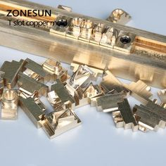 ZONESUN DIY T slot brass letter stamps for leather. Look at font 4. New Roman, Wood Logo, Leather Working Tools, Copper, Brass, Soldering Iron, Plastic Packaging, Invitation Paper, Logo Stamp