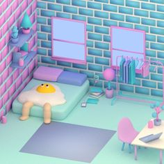 """JULIAN GLANDER-""""eggsworth, a 20 something egg with legs living in the big city and trying to make it in a vaguely creative field"""" 3d Character, Character Design, Design 3d, Nail Design, Isometric Art, Isometric Design, Modelos 3d, 3d Studio, 3d Artwork"""