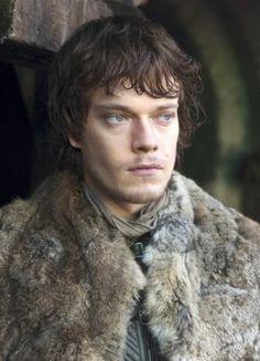 Theon Greyjoy ( Alfie Allen ) / ALSO KNOWN AS LOVE OF MY LIFE <3