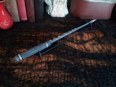 Beauxbatons Wizard Wand Wizard Wand Series by dynamicalley on Etsy, $20.00