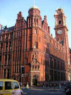 Victoria Building Manchester Engeland Https Www Hotelkamerveiling Nl Hotels Html Home Sweet X Pinterest Uk And