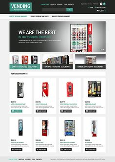 VirtueMart Theme #49324