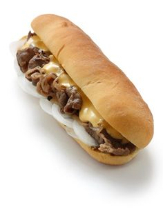 Kathy Freston, author of The Lean, shared her Vegan Philly Cheesesteak recipe with Dr. Oz's audience, using Seitan meat substitute and vegan cheese.