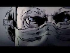 "Damian Nenow's ""Paths of Hate"" (animated short film) | Eric Robert Nolan, Author"