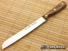 """Case 8"""" Bread Knife with Miracl-Edge"""