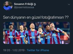 Sen dünyanın en güzel fotoğrafımısın ?? @trabzonspor @josesosa_23 ♥️💙 -keşfetten gelenler takibe alsın 🙏 #bizeheryertrabzon❤️💙… Iphone Wallpaper, Parenting, Mood, Writing, Instagram, Football, Wallpaper Backgrounds, Nice Asses, Soccer