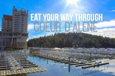 Where to eat in Coeur D'Alene. Tried, Tested, and Approved! CDA, IDAHO