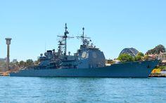 USS CHOSIN (CG65)