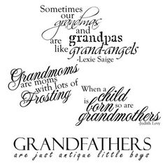 World's Best Grandparents Quotes- Free Printable Activity pages