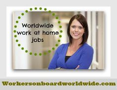 Want to work from home but you happen to live outside the US and you are not sure if there are any companies that will accept you from your country?  Here is a list of companies that hire people to work from home from any location