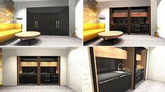 Kuchnia w szafie - Designyourlife.pl