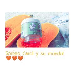 Carol y su mundo!!!: SORTEO DOLLY BUBBLE MASK!!!!