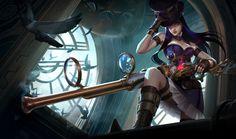 Caitlyn | League of Legends