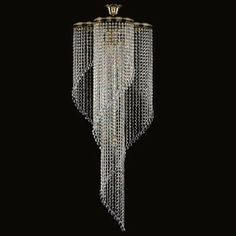 2016 New Fashion personality atmospheric Villa handmade crystal lamp living room Ceiling Lights Luxury lamp Price history. Large Crystals, Crystal Pendant, New Fashion, Villa, Chandelier, Ceiling Lights, Personality, Stone, Modern