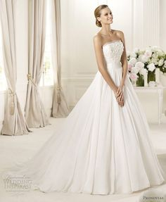 Pronovias 2013 collection