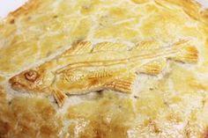 Empadão de bacalhau