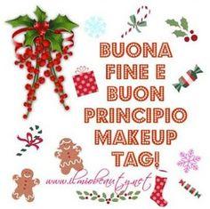 Stay Up With Makeup!: TAG: Buona fine e buon principio #2015 edition!