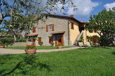 Agriturismo Casa Resti in Loro Ciuffenna huren bij Tritt - Case in Toscana