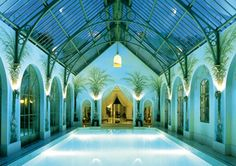 What a fantastic swimming pool
