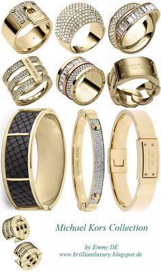 Brilliant Luxury by Emmy DE * Michael Kors Jewelry