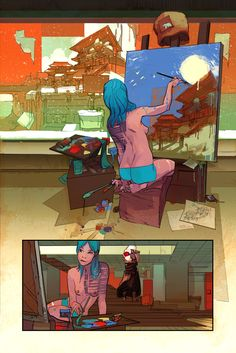 Low #7 - Art by Greg Tocchini