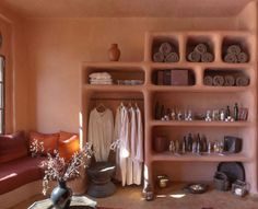 Moroccan House Style: The Jardin des Douars : beautiful guest ksar (palace)