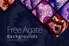 8 Free Agate Backgrounds – Pixelify | Best Free Fonts, Mockups, Templates and Vectors.