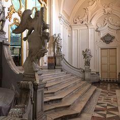 Chiesa di San Benedetto in Catania, Sicilia