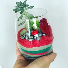 "29 Likes, 1 Comments - Miss Cellaneous (@misscellaneous.ca) on Instagram: ""#terrariums #terrariumdesign #terrarium #succulent #succulents #terrariumdesign #succulentlove…"""