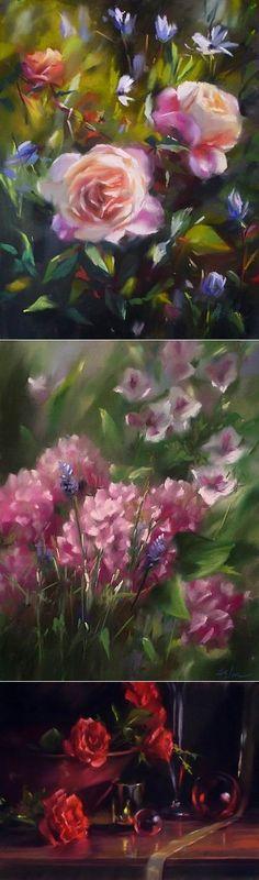 Картины Mary Aslin.