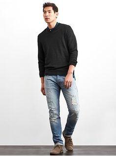 Men's Clothing: Men's Clothing: outfit ideas jeans | Gap