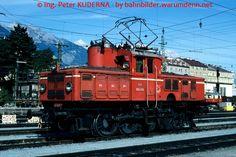 1161 006 mit Verschubreserve auf der Arlbergbahn