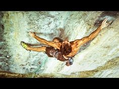 "▶ La Dura Complete: The Hardest Rock Climb In The World - YouTube | Adam Ondra and Chris Sharma climb ""La Dura Dura."" This is inspiring, in that 'achieving your dreams will be hard, but if you perservere and work really hard, you can achieve what others thought impossible' sort of way. :)"