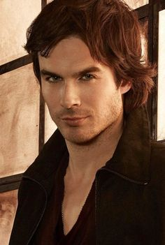 Ian Somerhalder, eyes burning from the photo, now that's sexual power!!