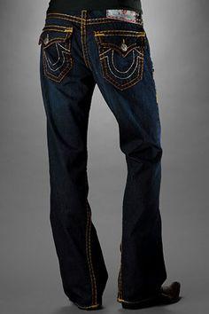 Rock Revival Jeans For Men Wholesale
