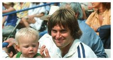 Bruce Jenner & his son at the US Open Tennis Matches Bruce Jenner, Tennis Match, Sons, Couple Photos, Couples, Classic, Couple Shots, Derby, My Son