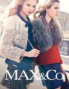 Max Fall 2012 Campaign