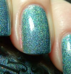 Girly Bits: Get Weaponized - Swatches and Review | Pointless Cafe