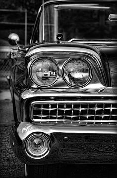 1959 Ford Fairlane Galaxie 500
