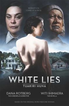 The original novella, Medicine Woman, has been rewritten and expanded by Witi Ihimaera to become White Lies. It has also evolved into a screenplay by director and screenwriter Dana Rotberg, which has been made into a film by South Pacific Pictures. Thus this book offers an insight into the process of adapting work, as well as offering new versions of this potent story.