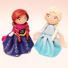 Anna & Elsa  Sosebane