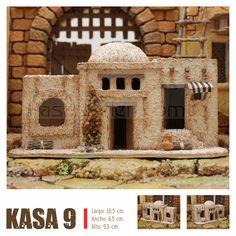 KASAS BELEN Nativity House, City Illustration, Gingerbread, Christmas Crafts, Sweet Home, Outdoor Decor, Portal, Villas, Case