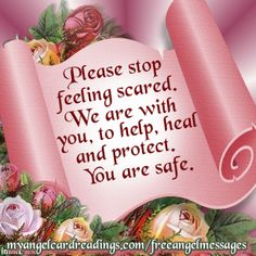 You can get your own FREE angelic message HERE ➡ http://www.myangelcardreadings.com/freeangelmessages