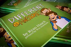 Verona man 'living one handed' releases children's book, 'Differ - WKOW 27: Madison, WI Breaking News, Weather and Sports#