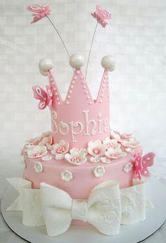 tellastella / Tella S Tella: Top 10 Bolos decorados para princesas 2  http://tellastella.blogspot.com.br/2012/04/top-10-bolos-decorados-para-princesas.html
