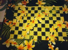 Hawaiian placemats