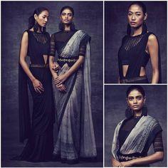 Sarees from Tarun Tahiliani SS16