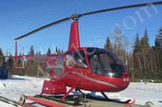 For Sale: 1998 Robinson Helicopters R44 Astro